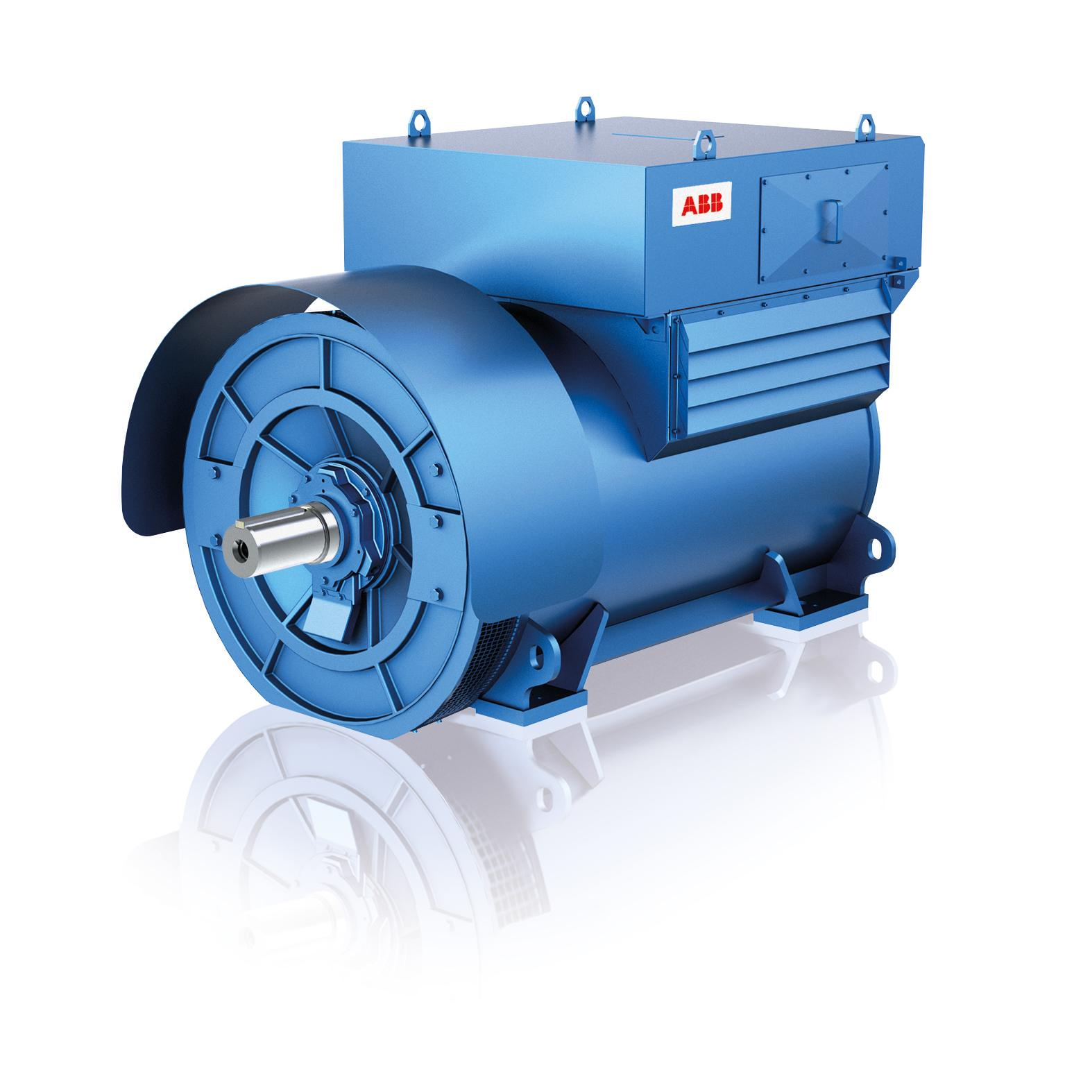 High Voltage Generators For Diesel And Gas Engines